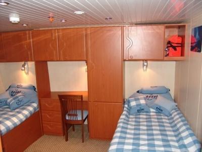 Twin Cabin (Main Deck)