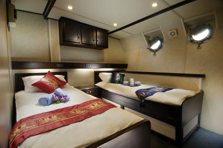 Premium Cabin (Main Deck)