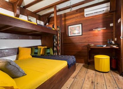 Double / Twin Bed Cabin (# 1, 2, 3, 4)