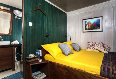 Double Bed Cabin Sea View (# 7, 8)