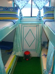 Quad Cabin