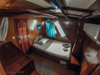 Double Cabin #9 (Upper Deck)