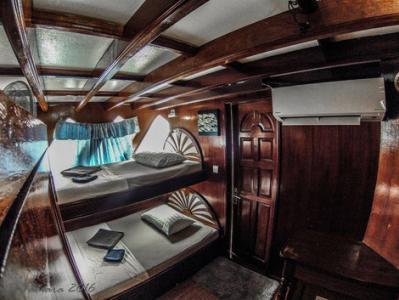 Twin Cabin (Bunk-Style) # 8 (Upper Deck)