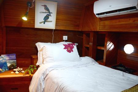 Single Bed Cabin