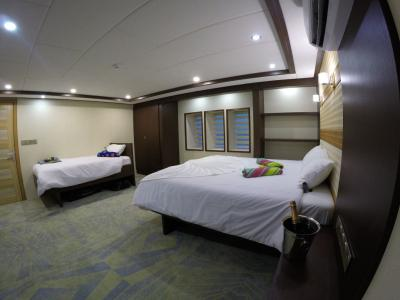 Double/Twin Cabin (Main Deck)