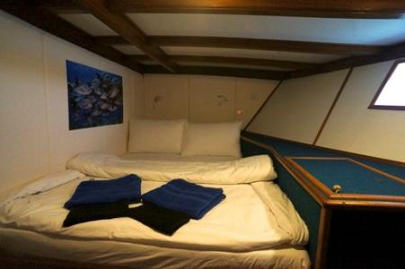Double Berth Cabin