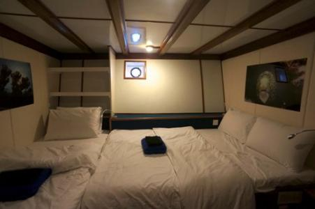 Double/Twin Berth Cabin
