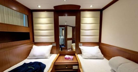 Standard Cabin (#3-6)