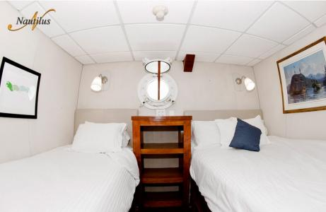 Twin/Double Stateroom