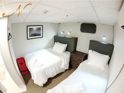 Double/Twin Stateroom