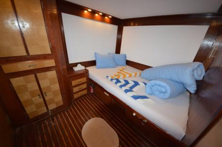 Master Cabin (Lower Deck)