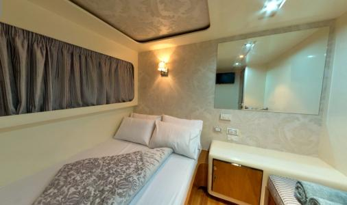 Double Bed Cabin (Upper Deck)