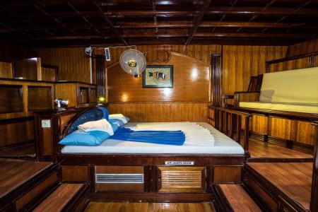 Double Bed Cabins