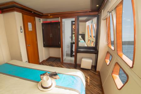 Twin / Double Cabin Main Deck