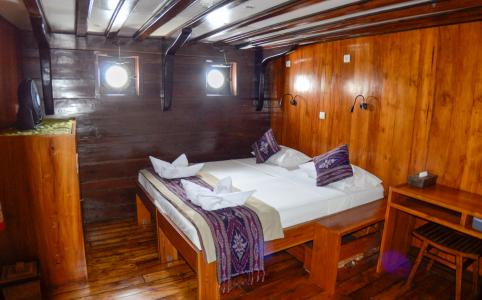 Single Cabin (Lower Deck)