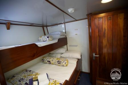Deluxe Stateroom (#2, 3, 4, 5)