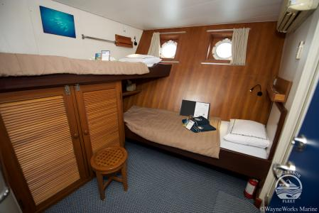 Twin Stateroom #1, #2