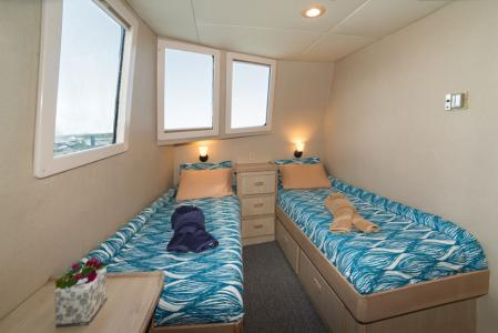 Staterooms 3 & 4