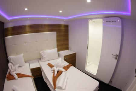 Twin-berth Cabin (Upper Deck)