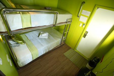 Economy Cabin (#A1-A4)