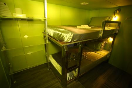Standard Cabin (#C1-C2)