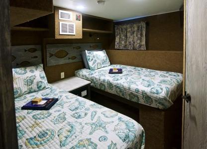 Twin Stateroom (#1, 2, 4)