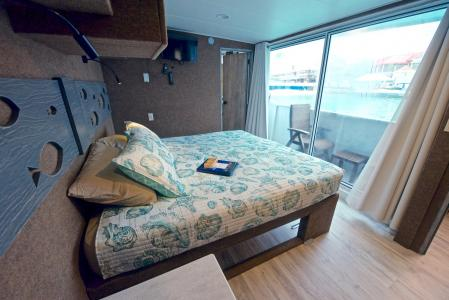 Balcony Suite Staterooms (#9 & 10)