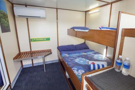 Premium Twin Cabin