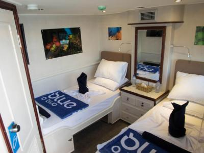 Classic Twin Cabin