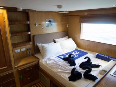 Superior Double Cabin