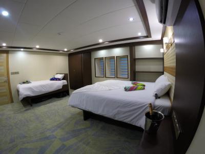 Double/Twin Cabin