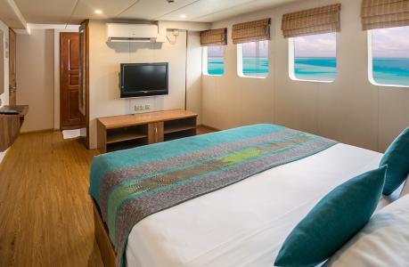 Suite Cabin (Sun)