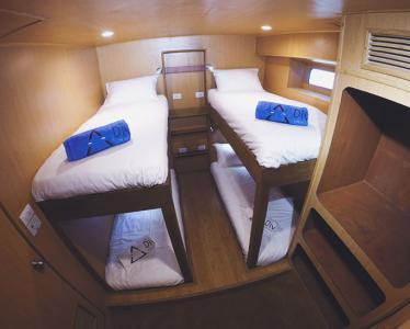 Twin Ensuite Cabin