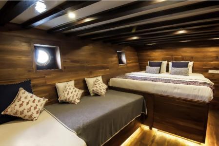 Lower Superior Cabin