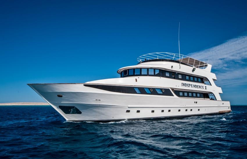 Independence II Liveaboard