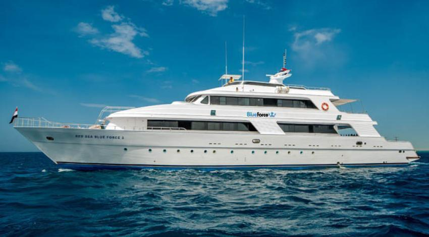 Red Sea Blue Force 3 Liveaboard