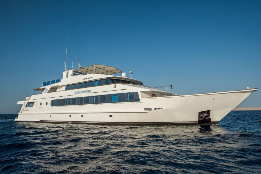 Royal Evolution Liveaboard