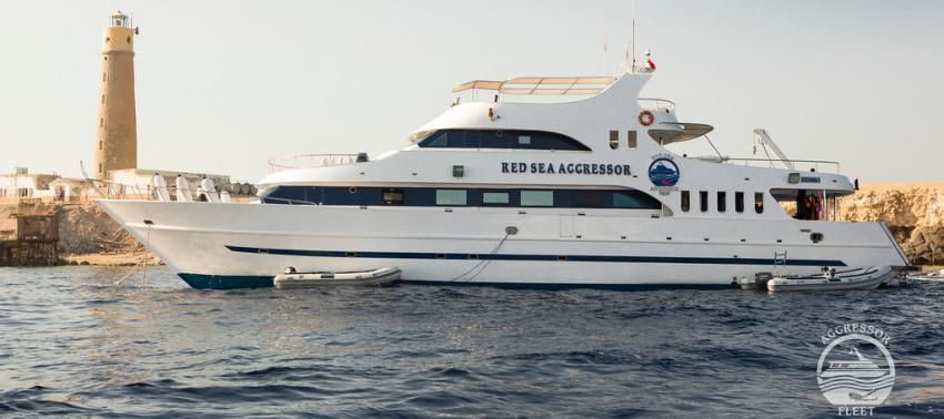 Red Sea Aggressor Liveaboard