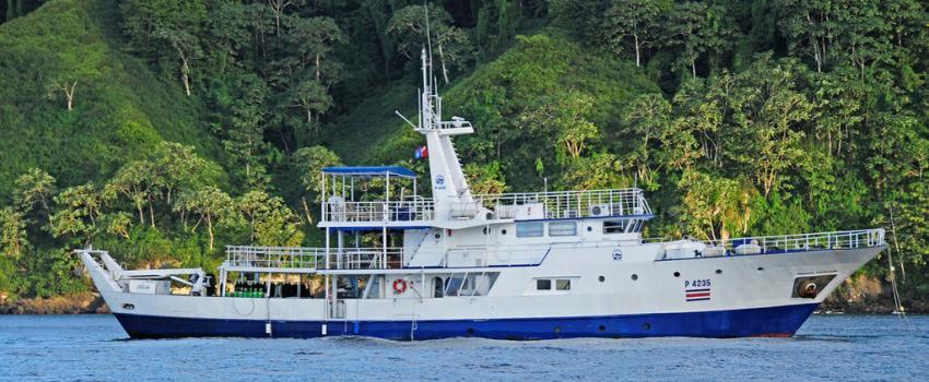 Okeanos Aggressor I Liveaboard