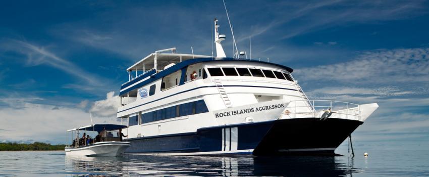 Rock Islands Aggressor Liveaboard