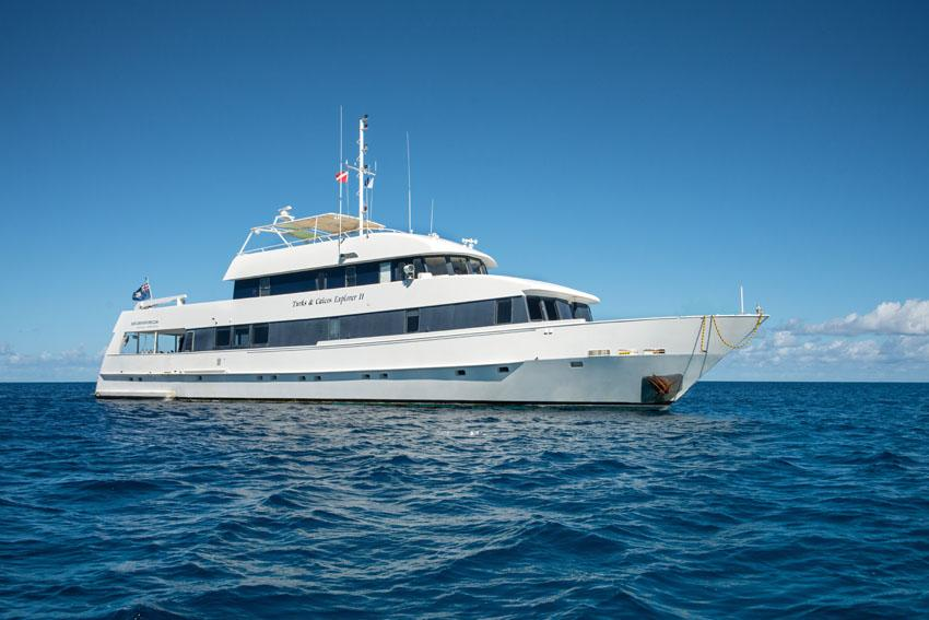 Turks & Caicos Explorer II Liveaboard