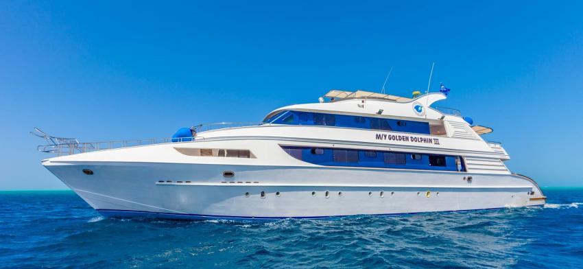 Golden Dolphin III Liveaboard