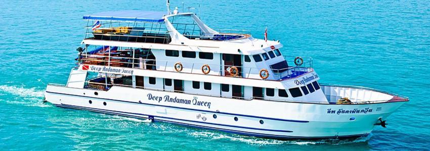 Deep Andaman Queen Liveaboard