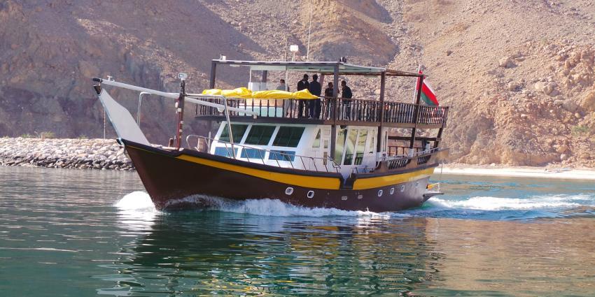 Brown Dhow Liveaboard