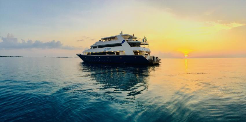 Blue Voyager (Maldives Master) Liveaboard
