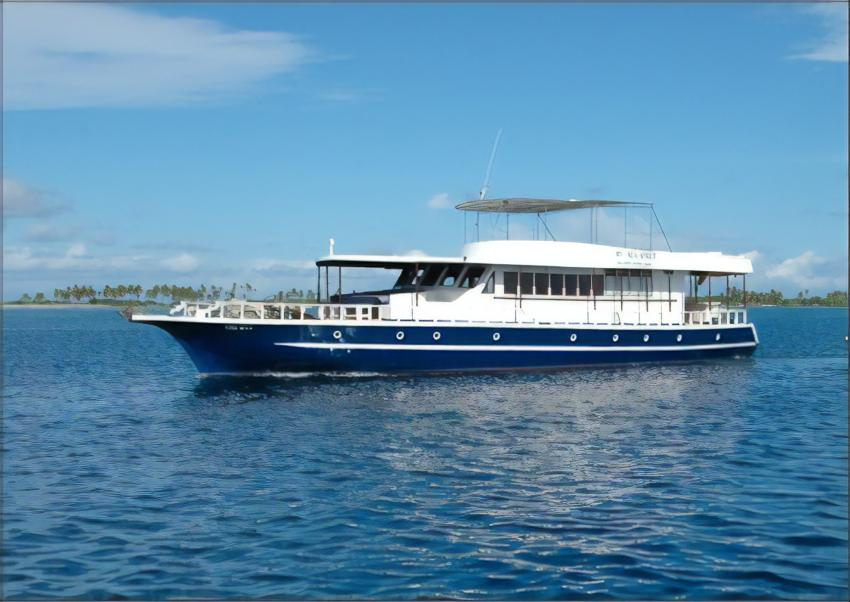 Blue Spirit (Sea Spirit) Liveaboard