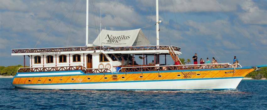 Nautilus One Liveaboard