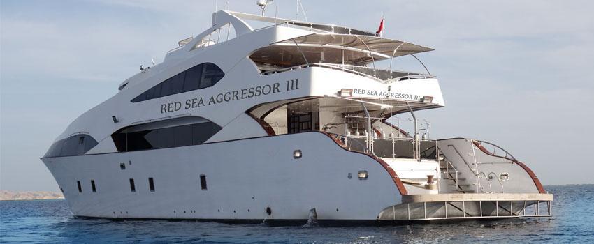 Red Sea Aggressor III Liveaboard